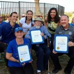 Desert Hot Springs Rotary Hosts Community Appreciation Day and Ribbon Cutting to City's First Dog Park, Both Events Honoring Community Rotarians.