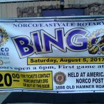 Norco Rotary Bingo Fundraiser
